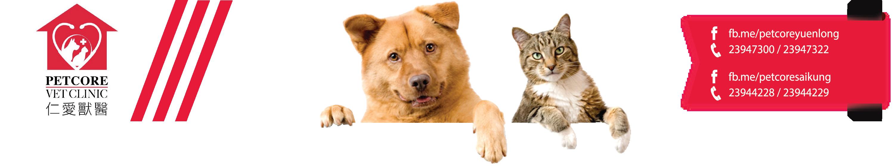 Petcore Veterinary Clinic 仁愛獸醫